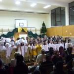 Erenyői Általános Iskola karácsonyi előadás 2011